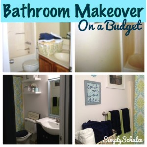 updating our guest bathroom simplyschulze