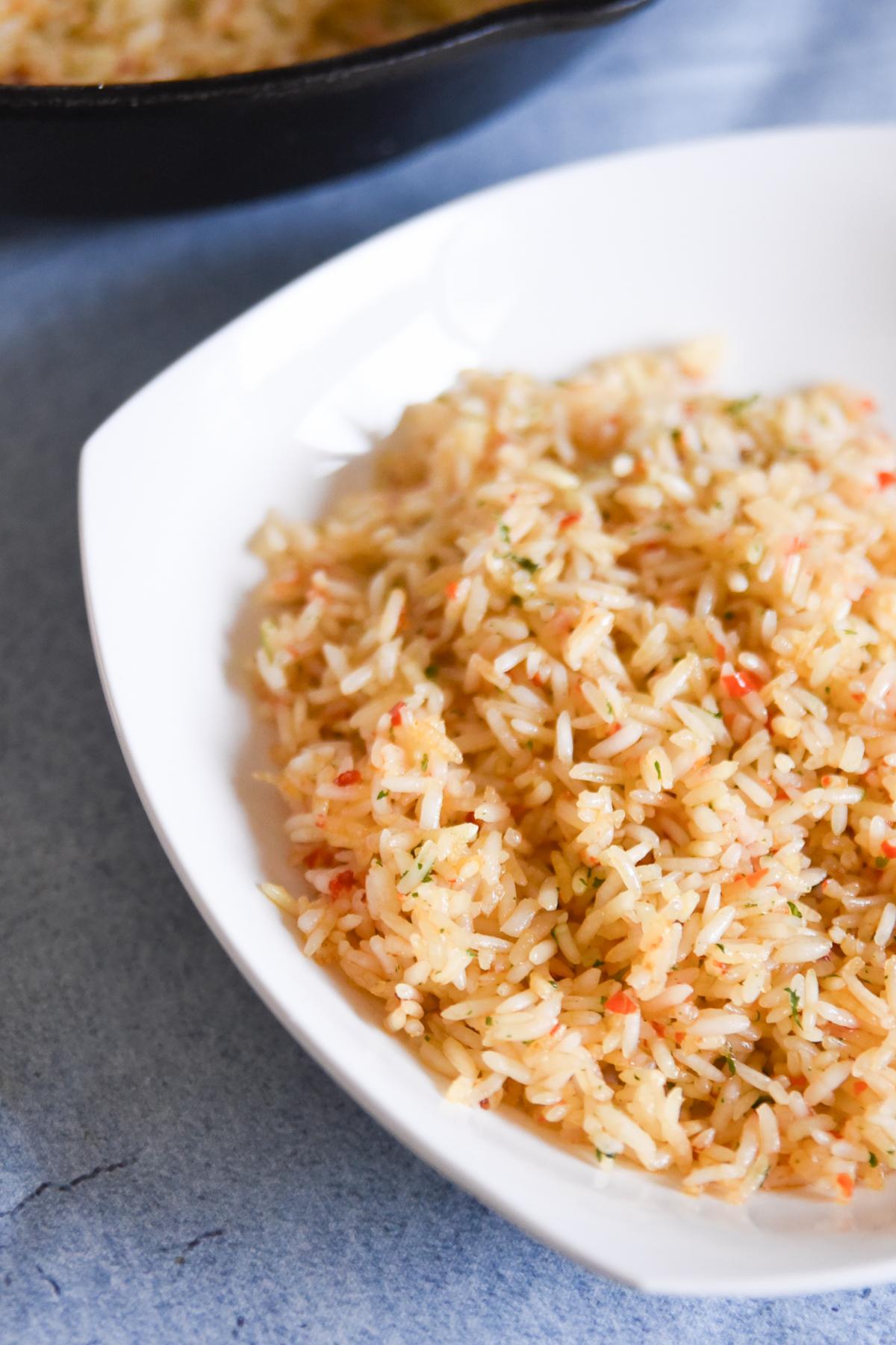longhorn steakhouse rice pilaf