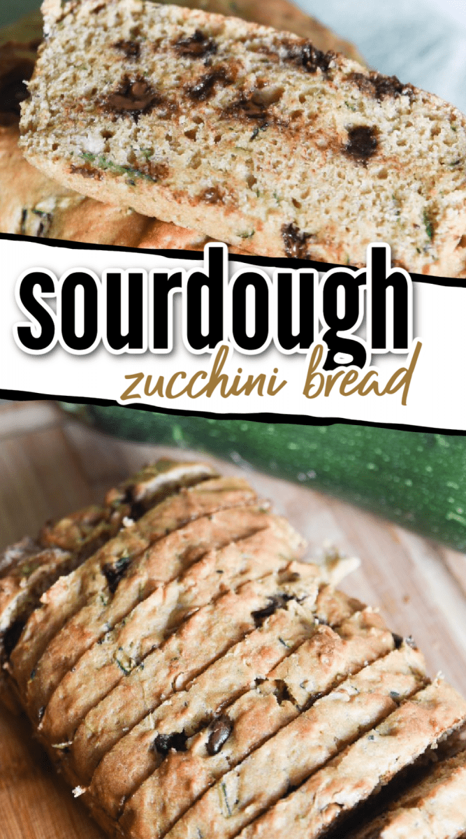 This is the best zucchini bread recipe you are going to find. Nothing beats fresh, moist, and fluffy sourdough bread. This sourdough zuchinni bread is a great way to use some sourdough discard. via @simplysidedishes89