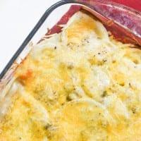 hash brown cheesy ptoato casserole