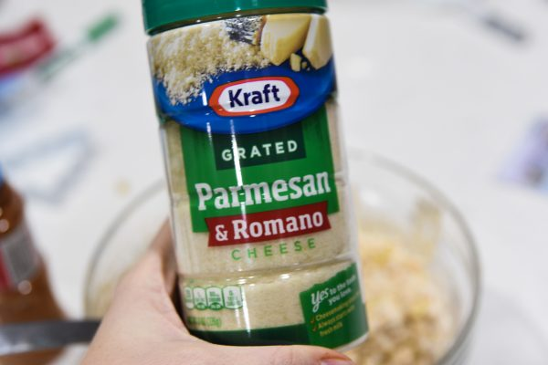 parmesan romano cheese