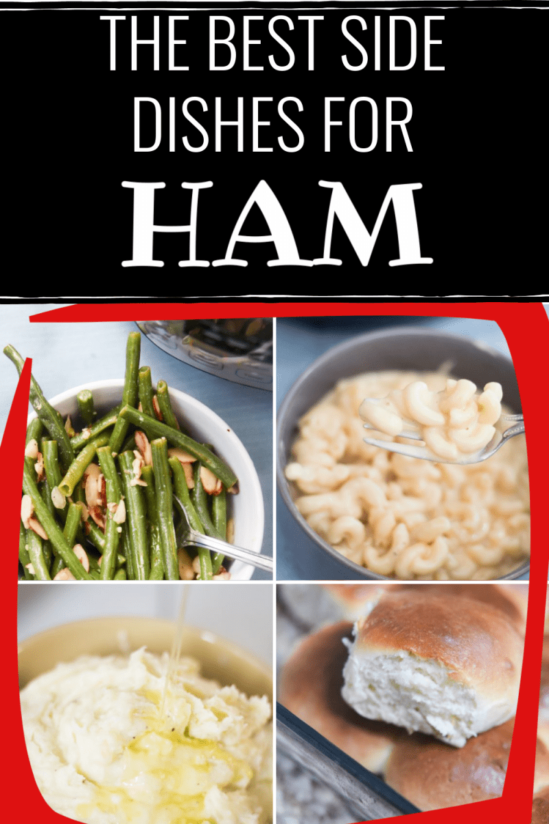Ham is a delicious main dish that is served year round but is especially common during holidays like Easter, Thanksgiving and Christmas. No ham dinner is complete without the side dishes - here are some the best, crowd-pleasing side dishes for ham that EVERYONE will love! via @simplysidedishes89
