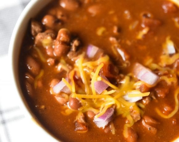 copycat texas roadhouse chili recipe