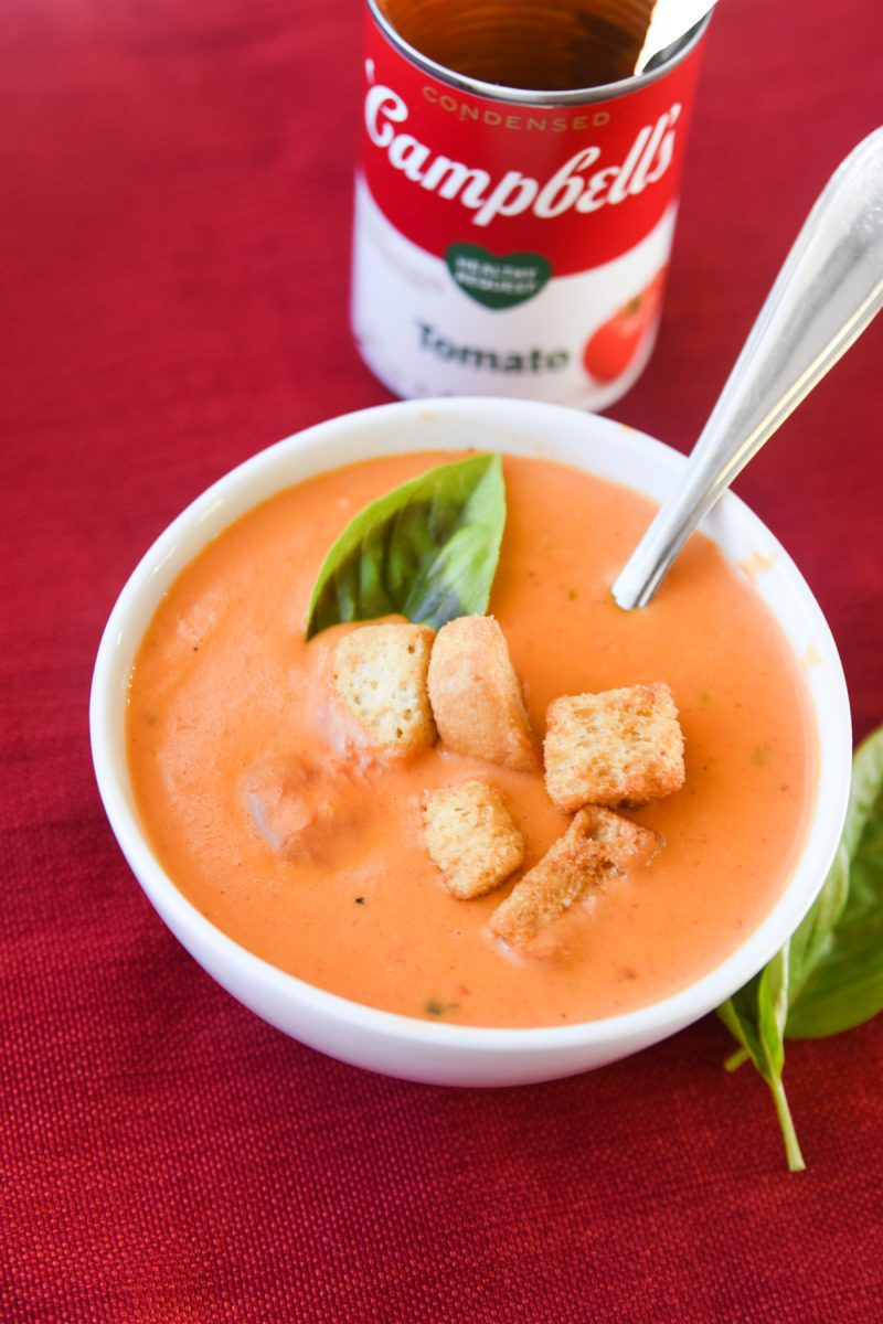 canned tomato soup taste better
