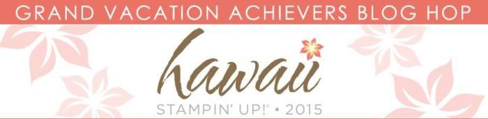 Stampin' Up Grand Vacation Hawaii Blog Hop - www.SimplySimpleStamping.com