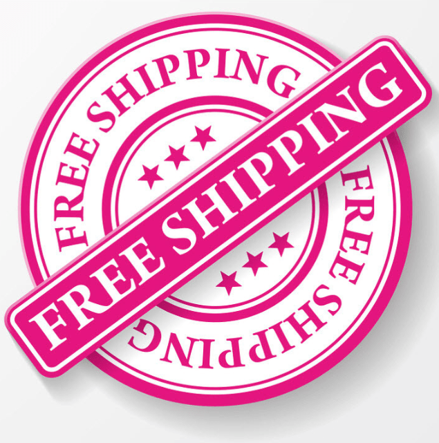 Friends Don't Let Friends Miss Out on FREE SHIPPING
