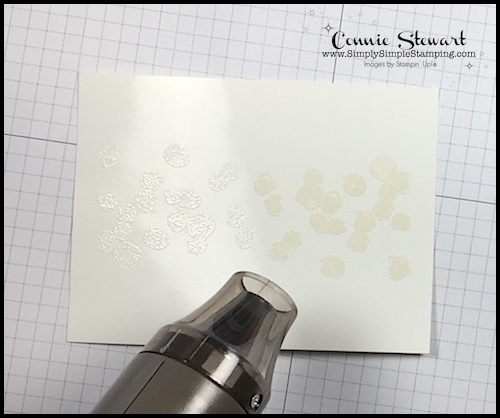 TEACH Me That! Learn the Emboss Resist technique at www.SimplySimpleStamping.com - look for the June 29, 2017 blog post