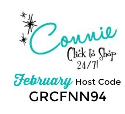 Use the February Host Code GRCFNN94 on your order of $30 or more and receive Surprise & Delight in your hand stamped thank you card! www.SimplySimpleStamping.com