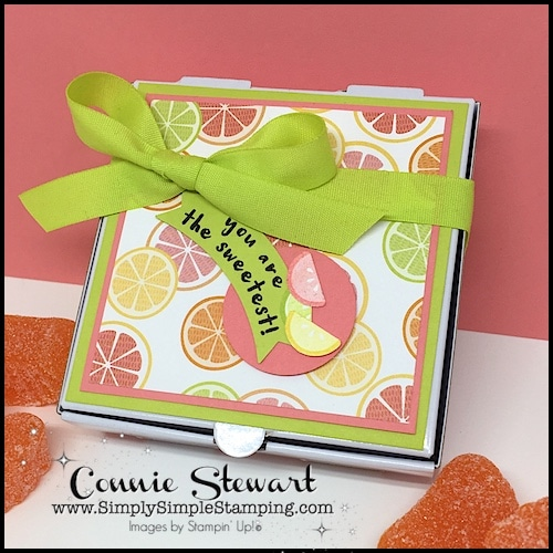 MAKE IT MONDAY – You Are the Sweetest Candy Box