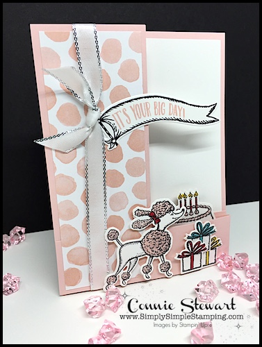 FANCY FOLDS BLOG HOP - come see all the great cards from around the world at www.SimplySimpleStamping.com - March 14, 2018