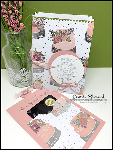 MAKE IT MONDAY Tutorial – Wedding Gift Card Holder