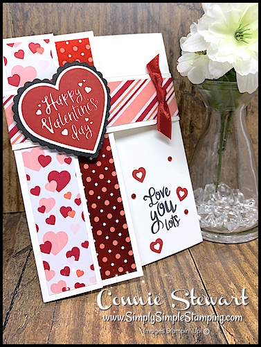 Fancy-Fold-Valentine-Card-Making-Idea-By-Connie-Stewart