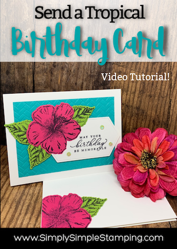 How to Make a Birthday Card that Will Delight!