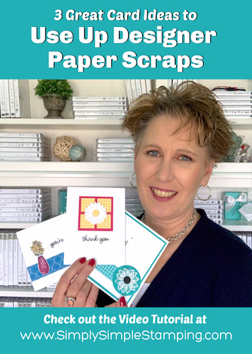 3 Fun Cards You Can Make with Paper Scraps