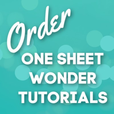 One Sheet Wonder