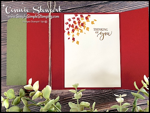 fancy-fold-greeting-card-with-stamped-tree-and-fall-leaves