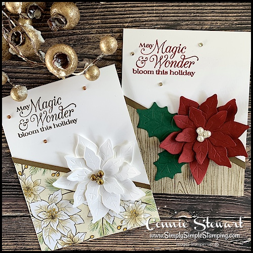 make-a-Christmas-card-with-beautiful-paper-poinsettia's
