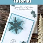 Sponged Greeting Cards Tutorial