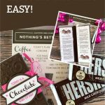 Make a Novelty Chocolate Gift That's EASY!