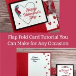 Flap Fold Card Tutorial You Can Make for Any Occasion