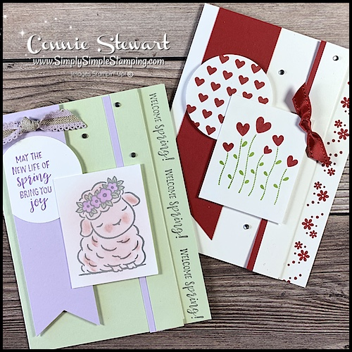 Let me show you how to make simple all occasion cards.