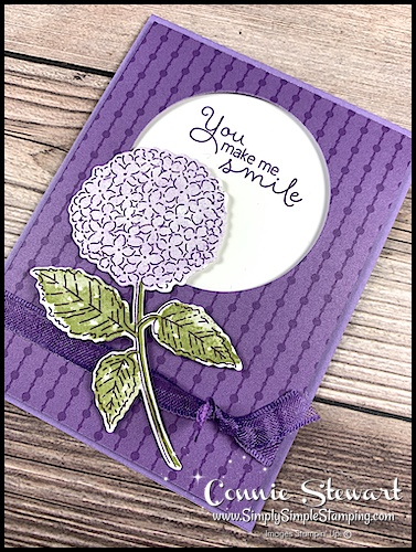 From baby card to beautiful floral this is a card layout you can use for all occasions.