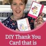 DIY Thank You Card That is Simple to Make