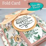 Hand-Penned DSP For Winning Fancy Fold Card