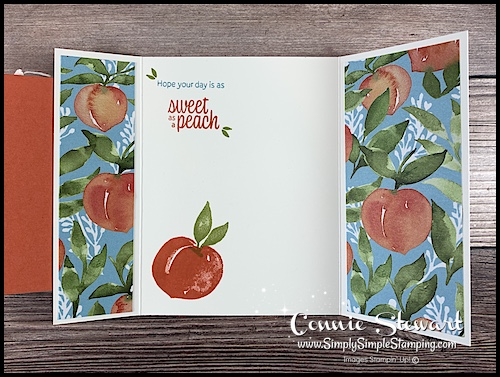 stamped-peach-on-inside-of-birthday-card