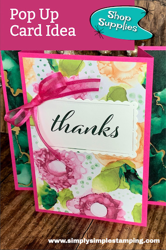 Shop ideas to make these pop up cards