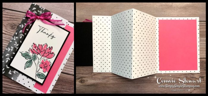 Stampin-up-hand-penned-accordion-fold-card