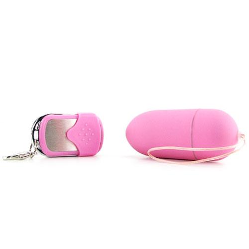 Remote control pink egg vibrator