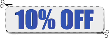 Save 10%! Use promo code SAVE10