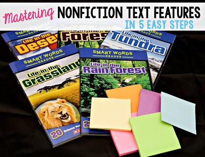 nonfiction tex features