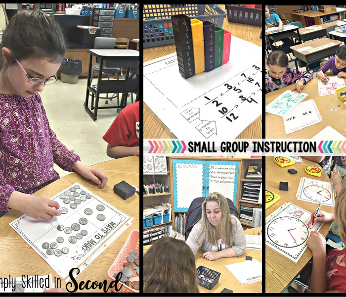 small group instruction, small math groups, guided math small groups,