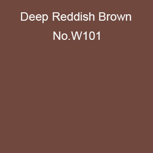 Deep Reddish Brown No.W101 Farrow and Ball 2021 Colour of the Year
