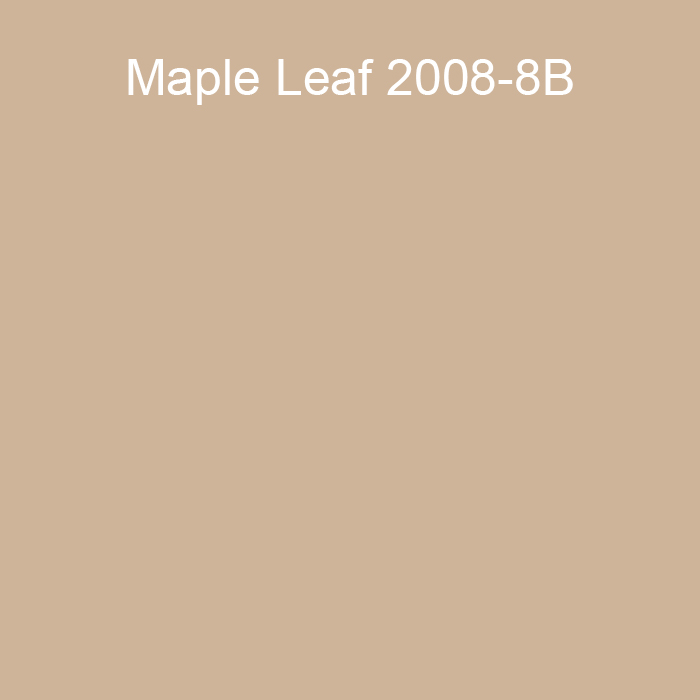 Maple Leaf 2008-8B Valspar 2021 Color of the Year