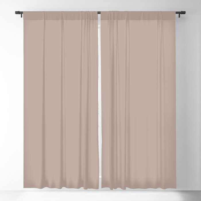 Pastel Pink Solid Hue - 2022 Color - Shade Dunn and Edwards Rose de Mai DET432 Blackout Curtain