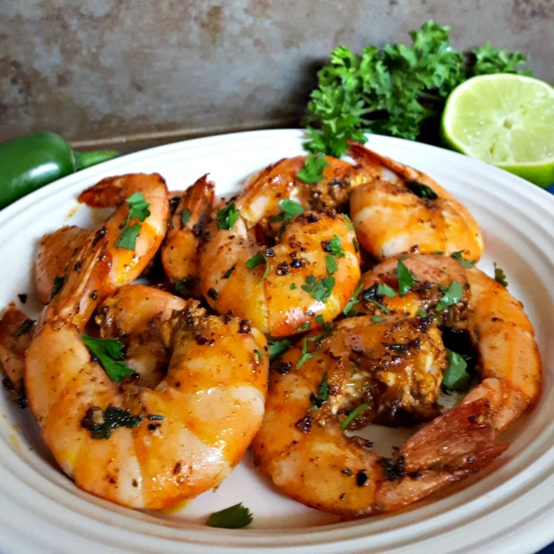 Simply Sophisticated Cooking | Camarones a la Mexicana