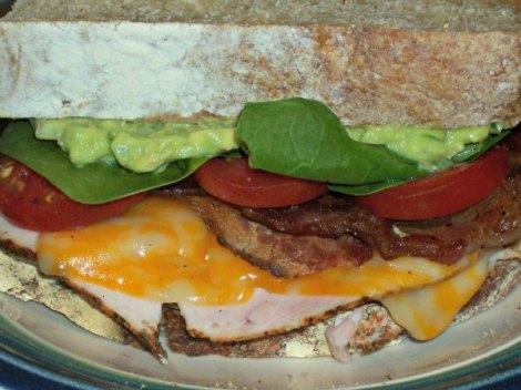 Turkey Sandwich 1