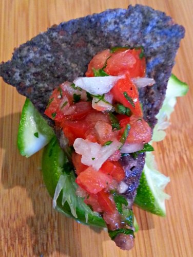 Pico de Gallo with Chip
