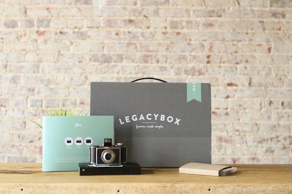 LEGACYBOX // 8 Father's Day Gifts for the Organized Dad // simplyspaced.com