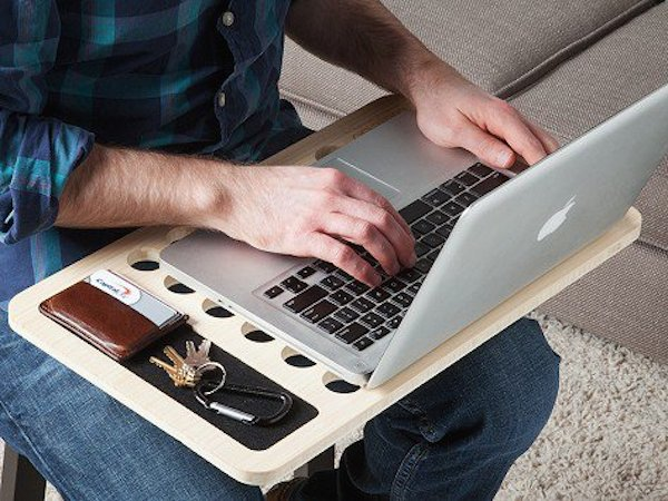 Light Lapdesk // 8 Father's Day Gifts for the Organized Dad // simplyspaced.com