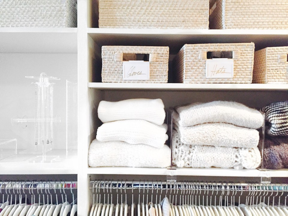 Transitioning your Wardrobe: How to Organize your Closet for Fall