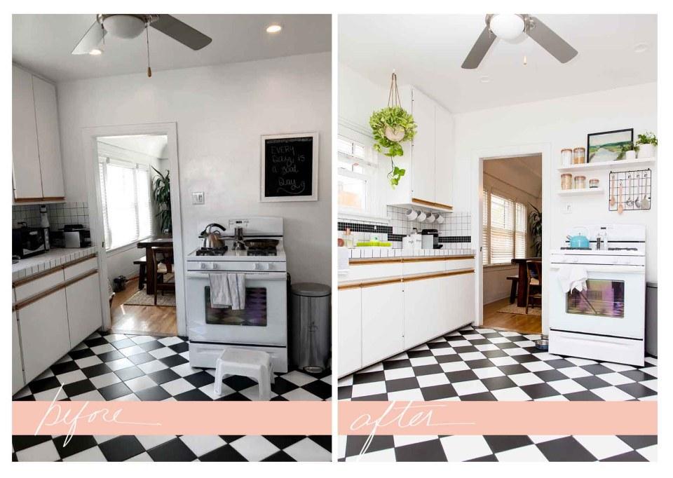 Small Kitchen Organizing Ideas & Storage Tips