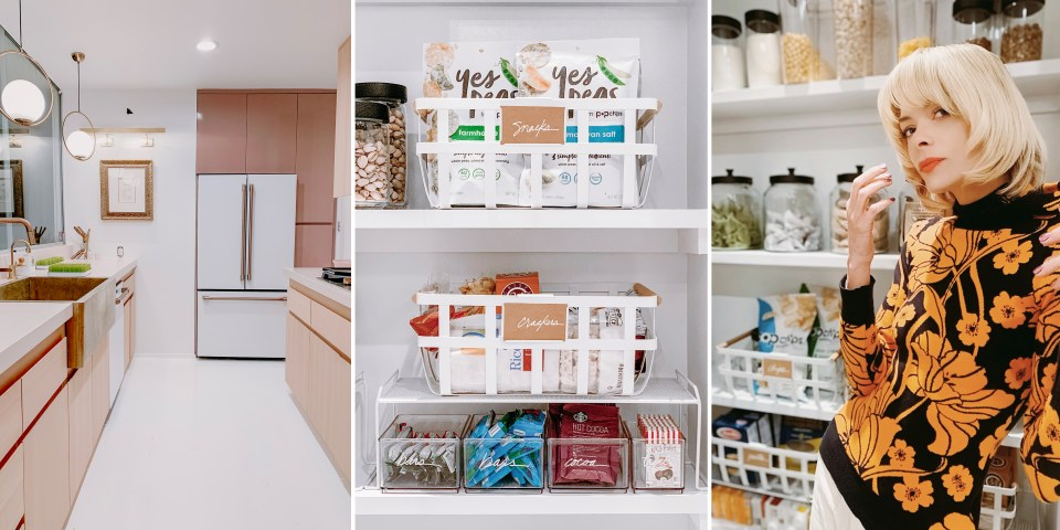 Declutter and organize your kitchen in style with Simply Spaced, just in time for the holidays.