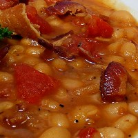 Unforgettable Navy Bean Soup