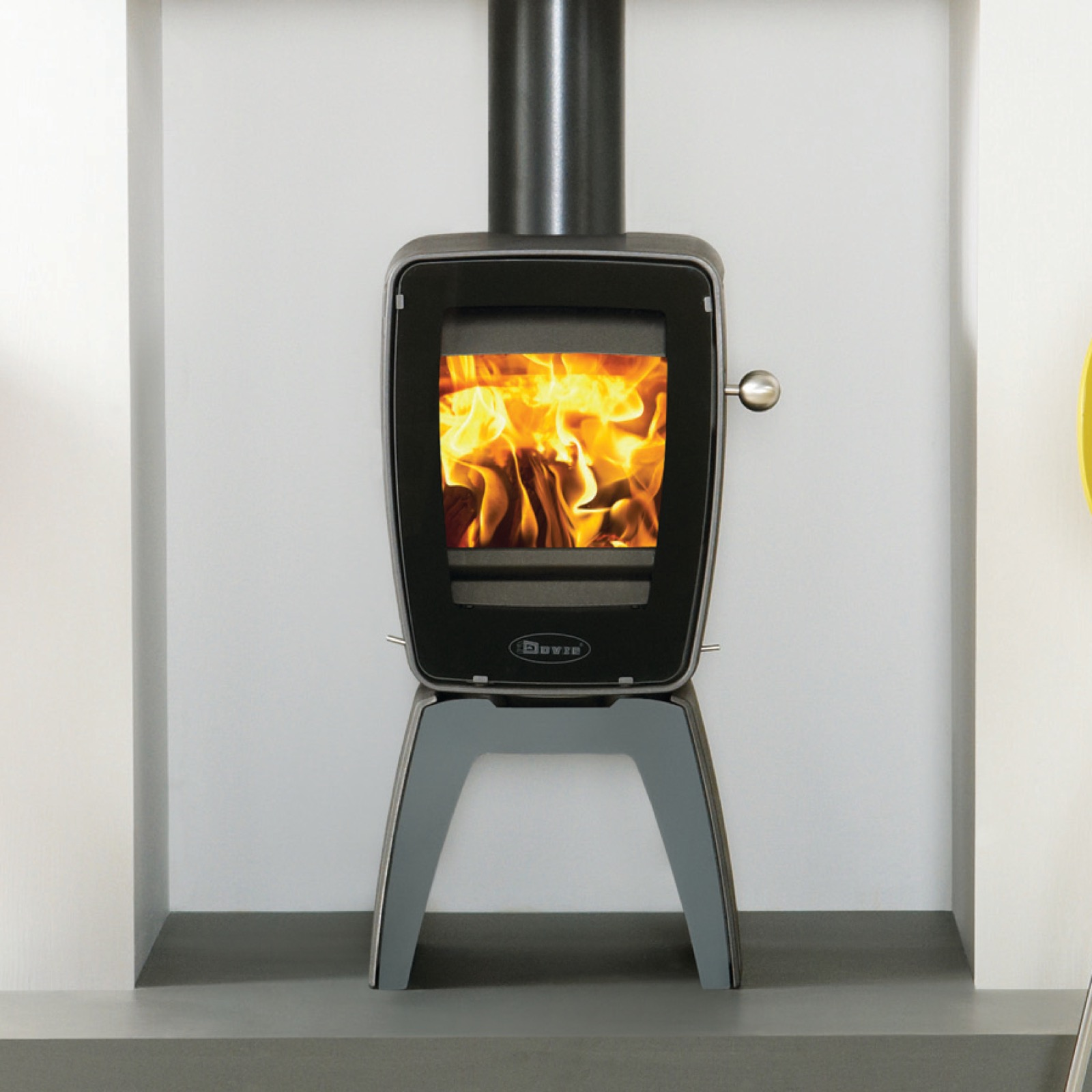 Dovre Vintage 30 Wood Burning Stove With Legs Simply Stoves