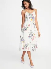 Cami Midi Dress