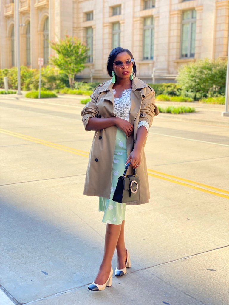 Trench Coat Looks For Fall.